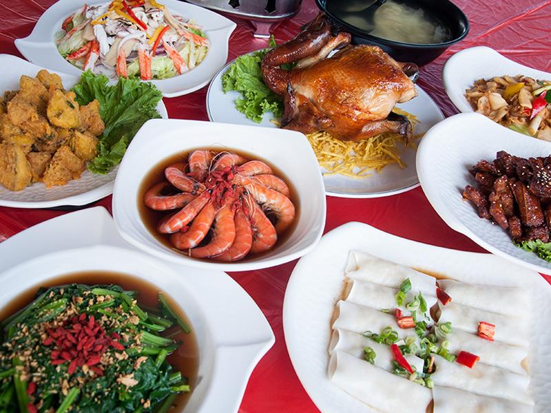 竹山紫南宮美食‧35甕缸雞
